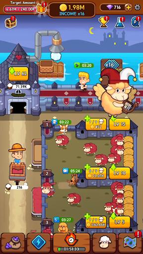 Sheep Farm : Idle Games & Tycoon screenshots 5