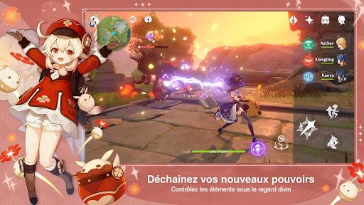 Code Triche Genshin Impact (Astuce) APK MOD screenshots 3