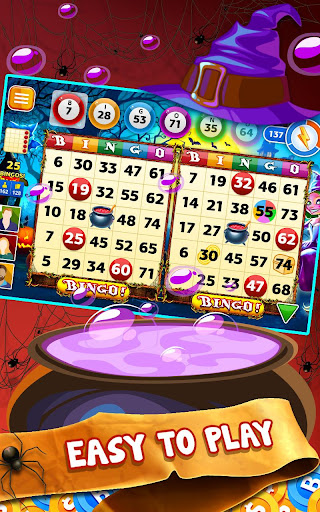 Halloween Bingo - Free Bingo Games 7.19.0 screenshots 4