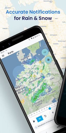 Meteocool - Rain radar 2.1j screenshots 1
