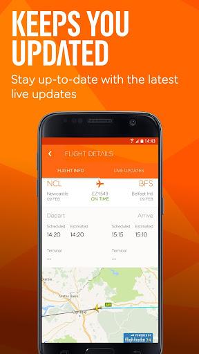 easyJet: Travel App  Screenshots 5