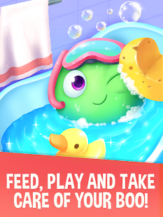 My Boo: Your Virtual Pet Game To Care and Play Screenshot