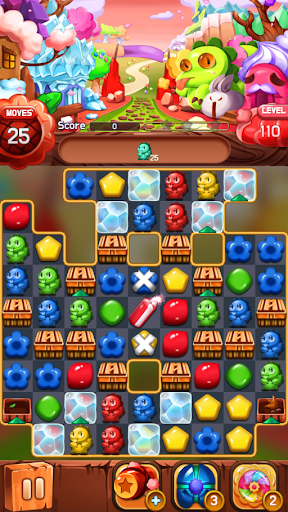 Monster Puzzle Village: 2020 Best Puzzle Adventure 1.8.0 screenshots 4
