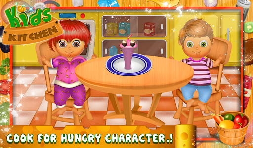 Kids Kitchen screenshots 1