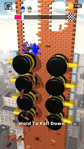 Bricky Fall MOD APK 2.4 (Unlocked) 2