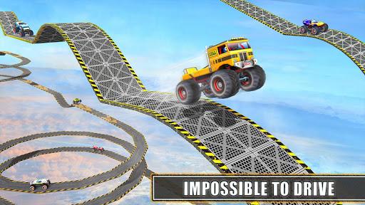 Modern Truck Stunts: Monster Truck Games 2020 1.14 screenshots 2