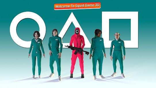 Squid Game 3D Apk Download 1