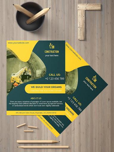 Flyers, Poster Maker, Graphic Design, Banner Maker 51.0 Screenshots 12