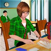School Girl Simulator: High School Life Games