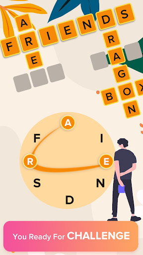 WordCross Champ - Free Best Word Games & Crossword 1.32 screenshots 1