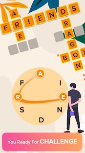 WordCross Champ - Free Best Word Games & Crossword