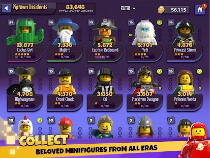 LEGO® Legacy: Heroes Unboxed Screenshot