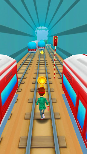 Subway Train Surf Plus 3.2.0 screenshots 10