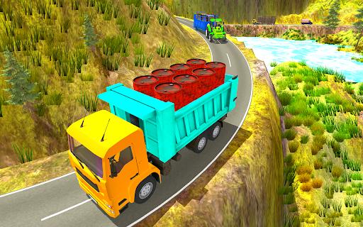 Cargo Truck Game: Transporter Truck Simulation  screenshots 3