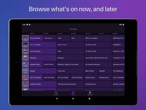 Foto do Channels for HDHomeRun