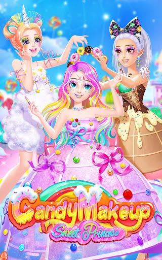 Sweet Princess Candy Makeup 1.0.9 screenshots 1