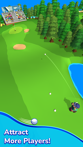 Idle Golf Club Manager Tycoon  screenshots 3