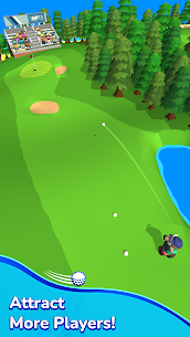 Idle Golf Club Manager Tycoon Apk Download 5