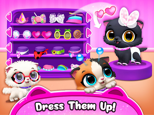 FLOOF - My Pet House - Dog & Cat Games  screenshots 12