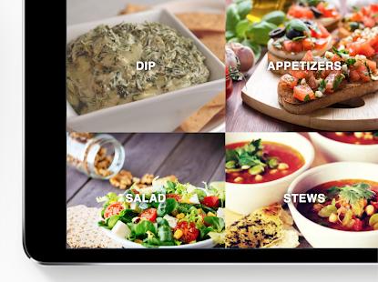 Vegetarian recipes - Vegan Cookbook