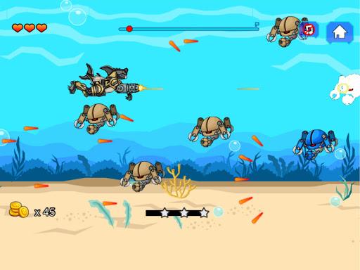 Robot Shark Attack 2.5 screenshots 8