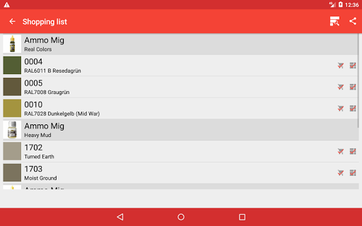 Hobby Color Converter android2mod screenshots 14