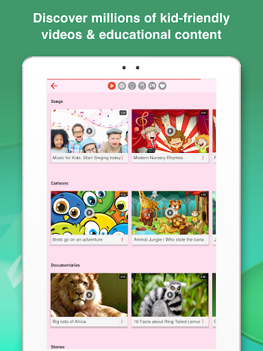 KinderMate Kids Videos 2.2.51 Screenshots 7