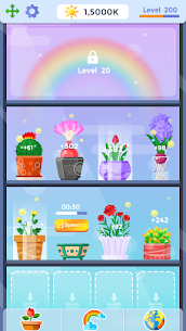 Idle Plant – Garden Paradise Evolution Mod Apk (Unlimited Money) 7