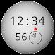 時刻あわせ時計(秒時計) - Androidアプリ