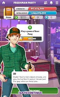 Party in my Dorm: College Life Roleplay Chat Game Screenshot