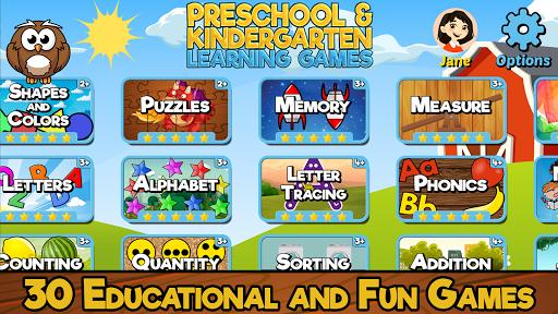 Preschool and Kindergarten Learning Games android2mod screenshots 11