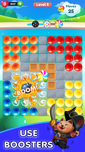 Kitty Bubble : Puzzle pop game 1.0.3 screenshots 14