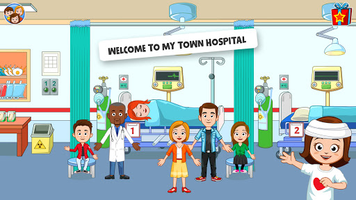 My Town : Hospital and Doctor Games for Kids  screenshots 7