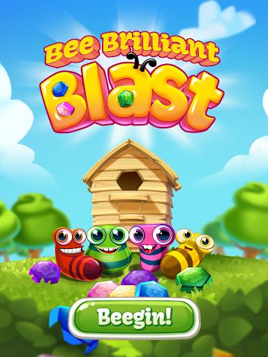 Bee Brilliant Blast 1.33.1 screenshots 10