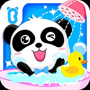Baby Panda&#39s Bath Time