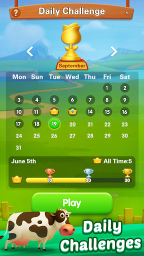 Solitaire - My Farm Friends  screenshots 23