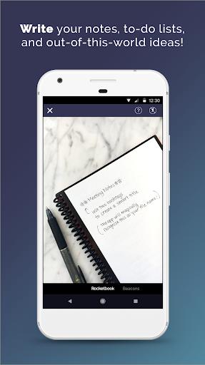 Rocketbook 3.1.40 screenshots 1