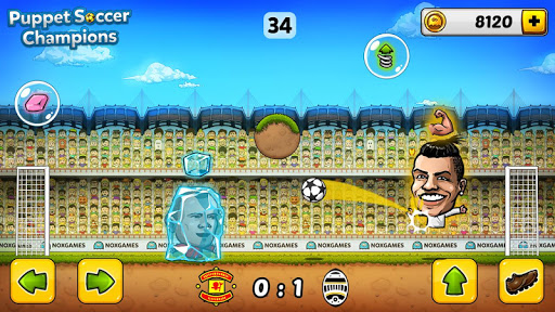 u26bd Puppet Soccer Champions u2013 League u2764ufe0fud83cudfc6  Screenshots 14