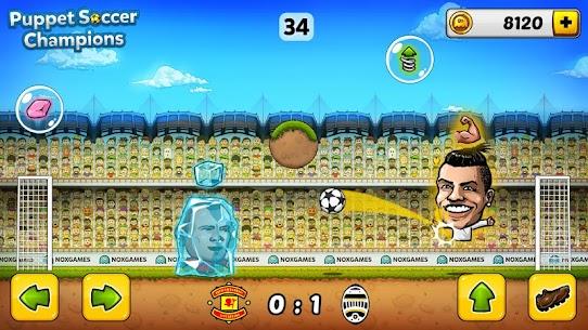 Puppet Soccer Champions – League Mod Apk 3.0.4 (Mod Menu) 8