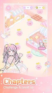 Pinky Girl: Dress up & Make Friends