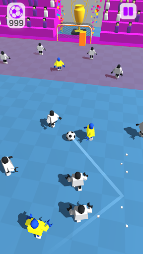 Tricky Kick - Crazy Soccer Goal Game 1.07 screenshots 7