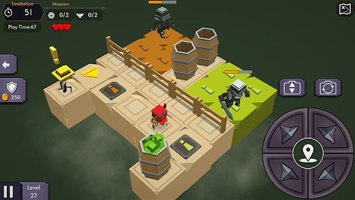 IndiBoy - A treasure hunter Dungeon Quest screenshots 9