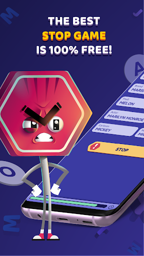 StopotS - The Categories Game  screenshots 1