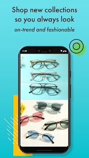 Lenskart: Eyeglasses, Sunglasses, Contact Lenses Screenshot