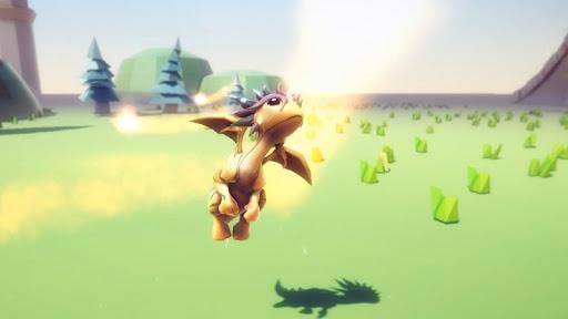 Little Dragon Heroes World Sim Apkfinish screenshots 7
