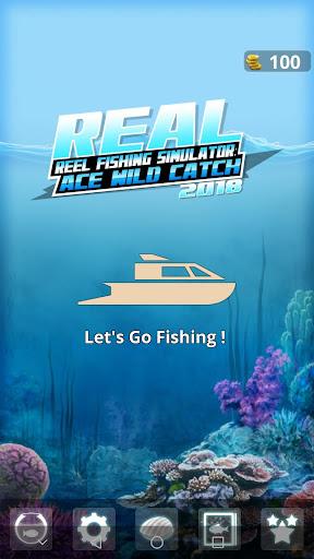Télécharger Gratuit Real Reel Fishing Simulator : Ace Wild Catch 2018  APK MOD (Astuce) 5