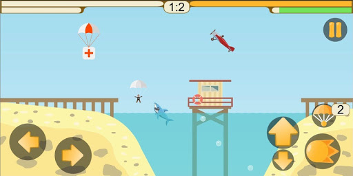 Hit The Plane - Bluetooth Multiplayer apkslow screenshots 6