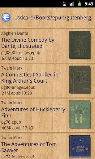 Cool Reader 3.2.50-1 screenshots 1