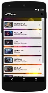 Arena Guide Mobile  For Pc, Windows 7/8/10 And Mac Os – Free Download 2