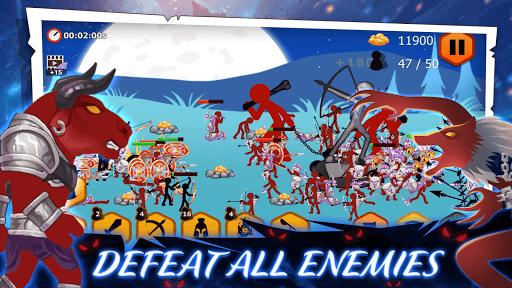 Stickman Battle 2: Empires War  screenshots 6